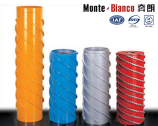 """Monte-Bianco Diamond Calibrating Roller"" is accredited as ""Guangdong Top Brand Product"""